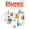 Disney Music Activity Book - 2nd Edition
