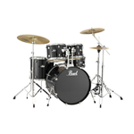 Pearl Drums  Roadshow 5- Piece Drum Set - Jet Black RS525SC/C31