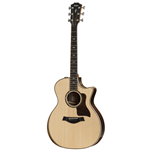 Taylor Guitars  Grand Auditorium 800 Series Steel String Acoustic/Electric Guitar 814CE-DLX
