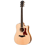 Taylor Guitars  Dreadnought Cutaway Acoustic/Electric Guitar - Discontinued 410CE