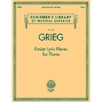 Grieg -Easier Lyric Pieces for Piano