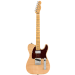 Fender®  Rarities Series Chambered Telecaster w/ Flame Maple Top & Neck - Natural 017-6505-821
