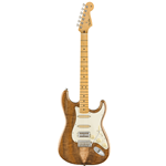 Fender®  Rarities Series Stratocaster w/ Flame Koa Top & Maple Neck - Natural 017-6503-821