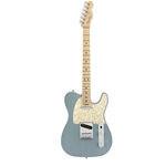 Fender®  American Elite Telecaster w/ Maple Fingerboard - Satin Ice Blue Metallic 011-4212-783
