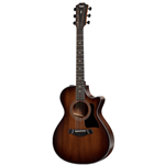 Taylor Guitars  300 Series Grand Concert V Class Braced Acoustic Electric Guitar - Mahogany 322CE