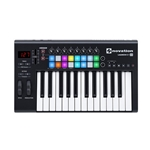 NOVATION  25-Note USB/iOS MIDI Keyboard Controller w/ Synth-Action Keys LAUNCHKEY25MKII