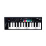 NOVATION  49-Note USB-iOS MIDI Keyboard Controller w/ Synth-action Keys LAUNCHKEY49MKII