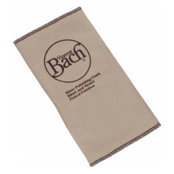 Bach  Deluxe Silver Polishing Cloth (1878B)