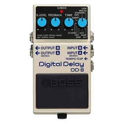 Boss  Digital Delay Effects Pedal DD-8