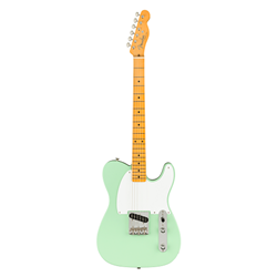 Fender®  70th Anniversary Esquire w/ Maple Fingerboard - Surf Green 017-0532-857
