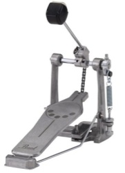 Pearl Drums  Demon-Style Longboard Single Bass Drum Pedal P-830