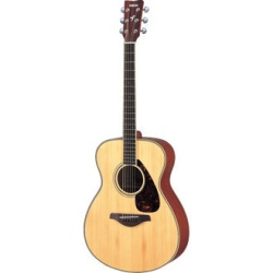 Yamaha  Folk Solid Top Acoustic Guitar - Natural FG720S-NAT