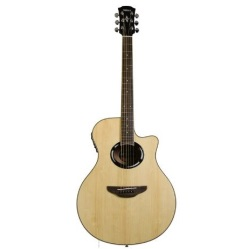 Yamaha  APX Series II Steel String Acoustic/Electric Guitar (APX500II-NA)