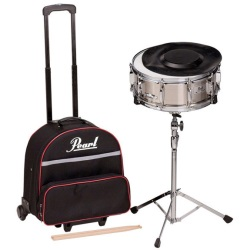 Pearl Drums  Snare Drum Kit & Case with Wheels SK900C