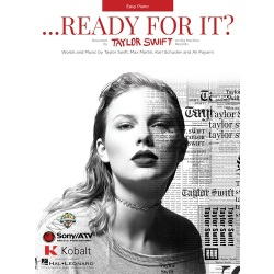 ...Ready for It? - Easy Piano