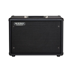Mesa Boogie  1x12 Widebody Cabinet - Black Vinyl w/ Black Grille 0.112DC.BB.CO