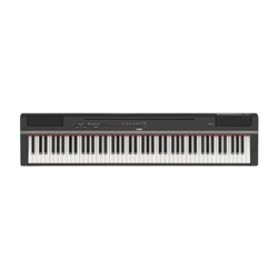 Yamaha  88-Key Digital Piano w/ Weighted Keys - Black P125B