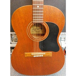 Favilla  1960's Made in NY Steel String Acoustic Guitar- New Old Stock F-5